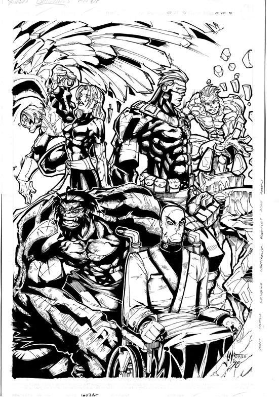 men drawingsX Men Deadpool Drawings
