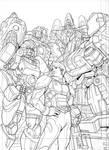 Transformers Energon 23 cover