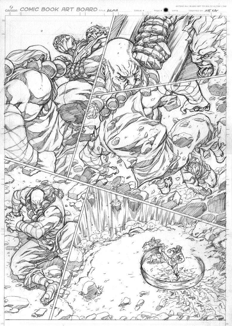 street fighter coloring pages - photo#34