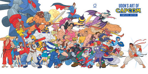 Art of Capcom Complete Edition cover