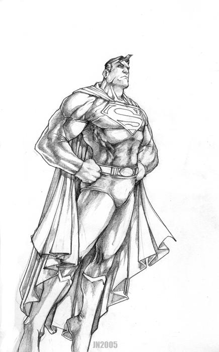Superman by NgBoy