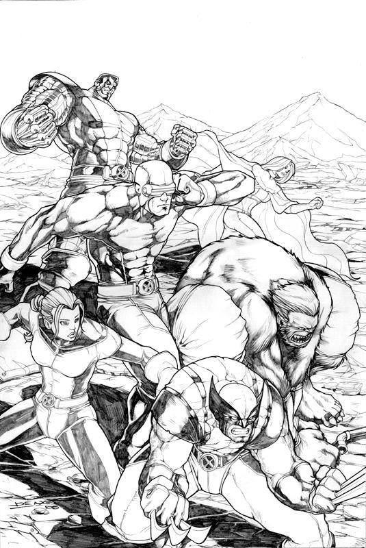 Astonishing X-Men by NgBoy