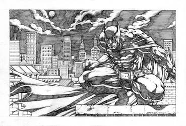 batman by NgBoy