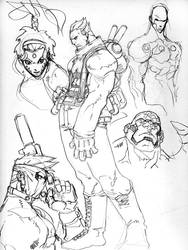 sketchbook page 02.25.07 by NgBoy