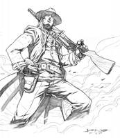 gunslinger by NgBoy