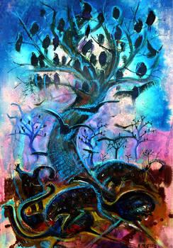 Caceria de suris (al acecho) - 1992