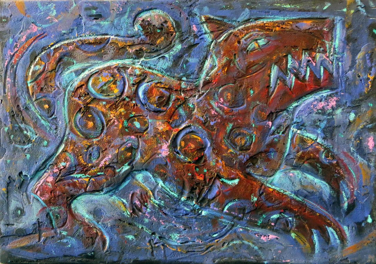 Jaguar - 1995 by andresbestardmaggio