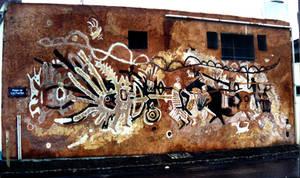 La conquista - 1987