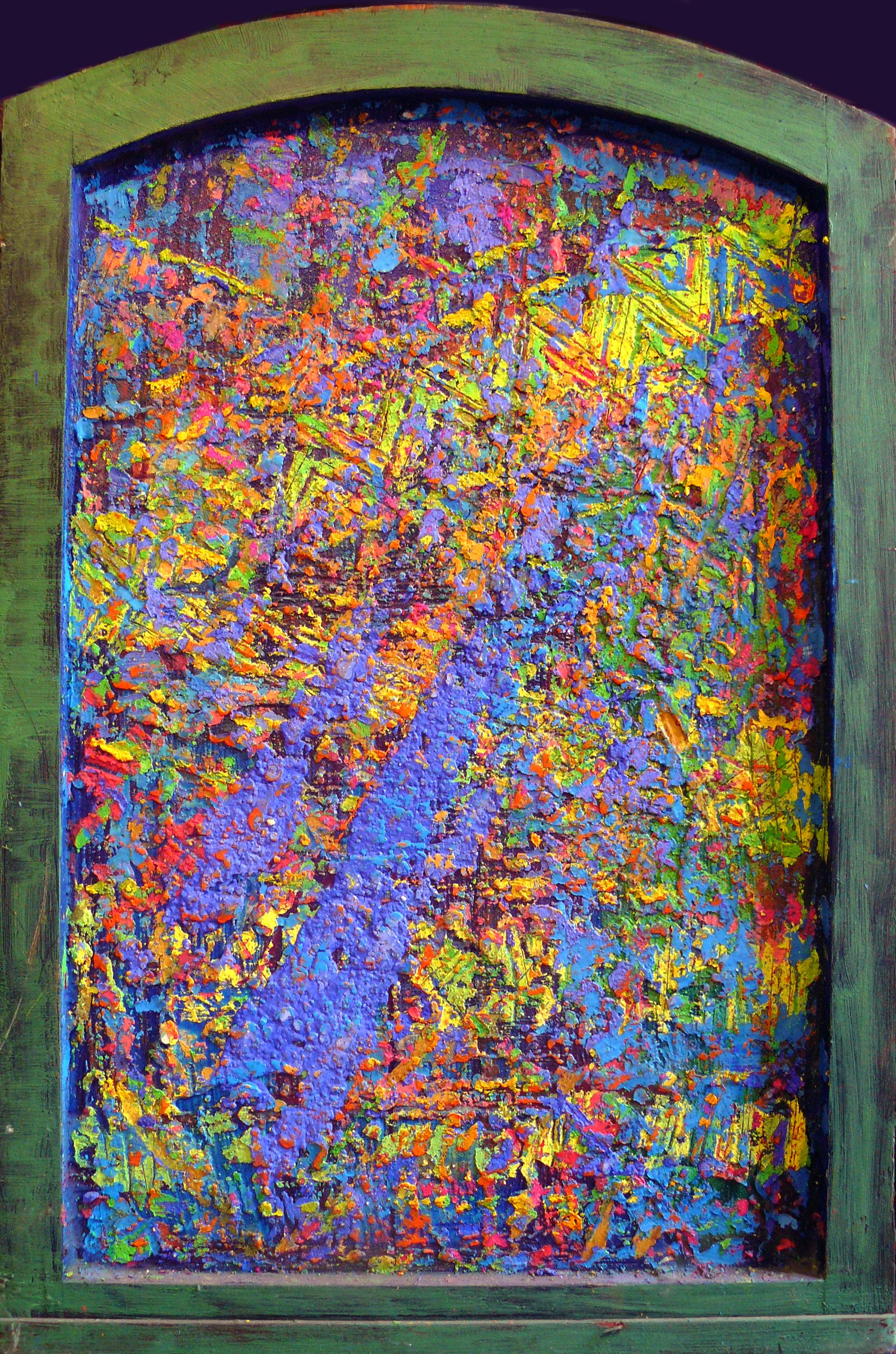 La ventana - 2008 by andresbestardmaggio