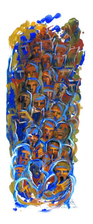 Azul es  - 2000