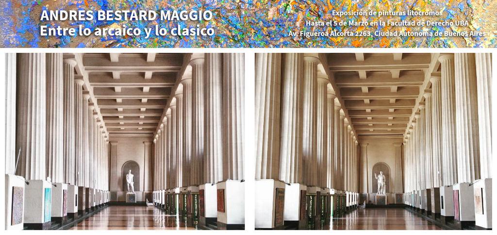 Entre lo arcaico y lo clasico - 2017 by andresbestardmaggio