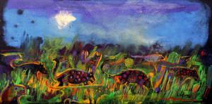 Capiangos de noche - 1993