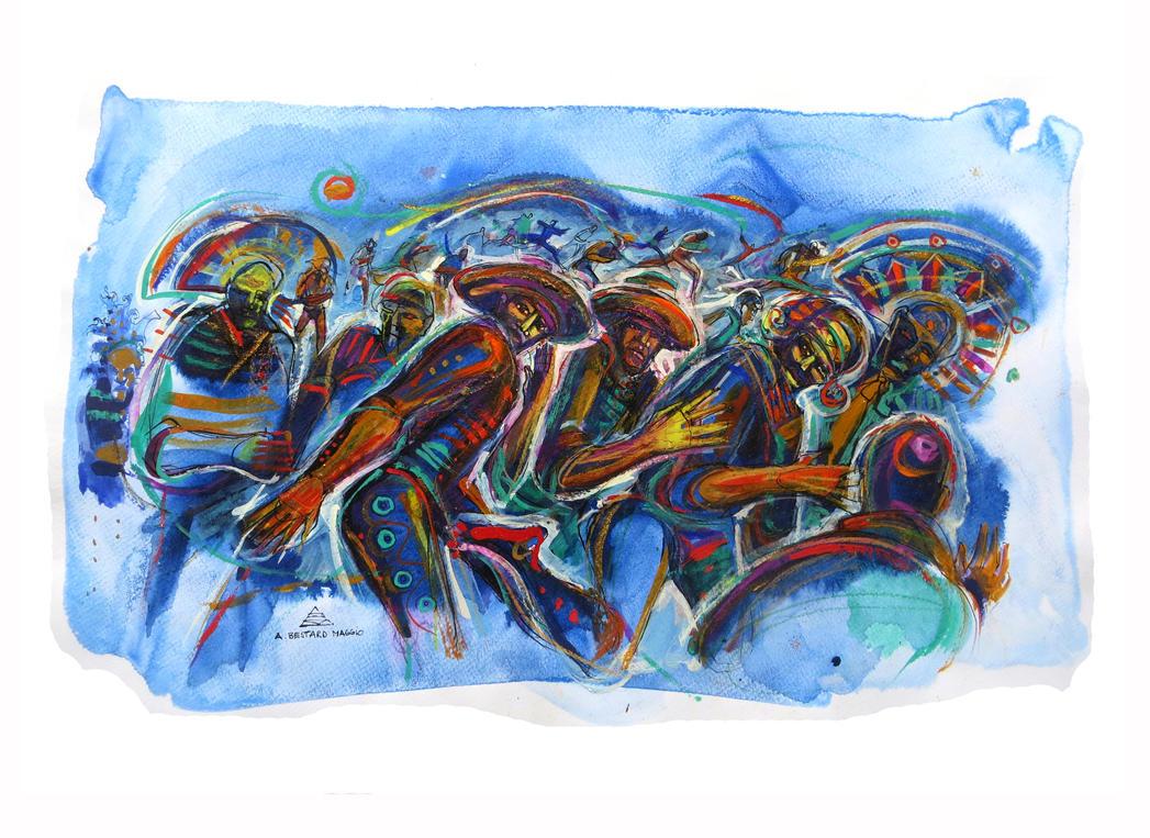 Carnavaleando - 2000 by andresbestardmaggio