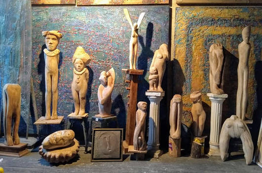 Woodcarving 2019