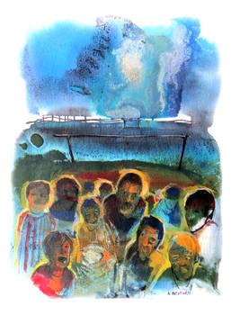 Para mi es sagrado | El potrero | 1993
