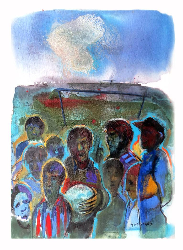 Para mi es sagrado (La canchita y la pelota | 1993