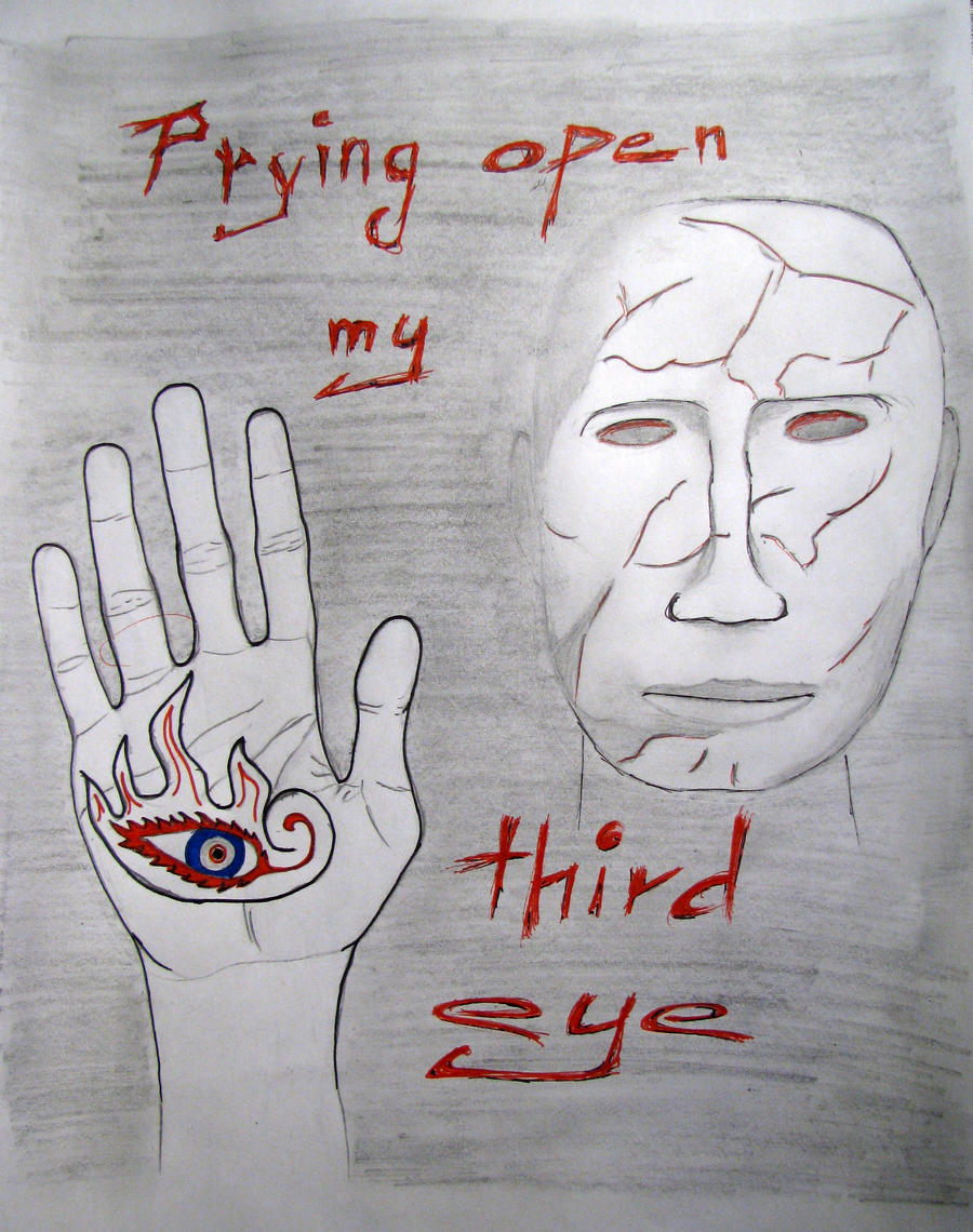 how to know when third eye is open