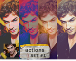 PS Actions set1