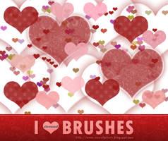 I heart Brushes by shrewsoul
