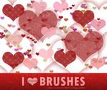 I heart Brushes