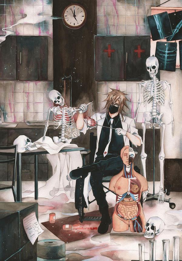 Laboratory by Bloodshedera