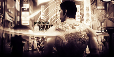 Yakuza Signature by Papichoolo