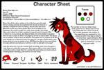 Rune Mercire Character Sheet