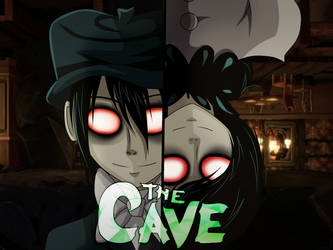 the cave- evil twins by Everlice