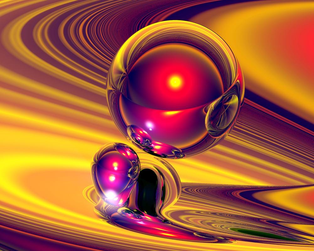 Nascita di una sfera by claudio51