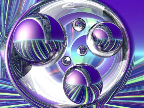 Vortice di sfere by claudio51