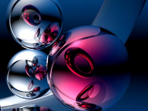 Tre sfere by claudio51