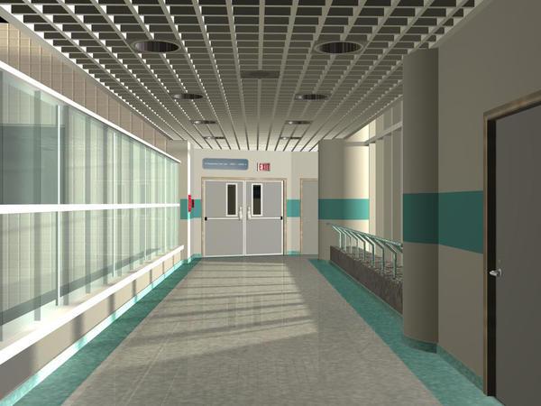 Psychiatric Emergency Room Design