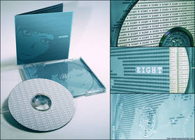 CD Design - Eight by bytesizetreasure