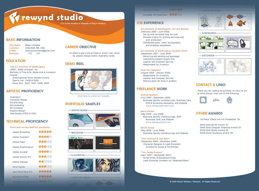 Rewynd Studio V3 by bytesizetreasure