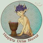 VoS .Drie Nov. - Cieryn's Gift by bytesizetreasure