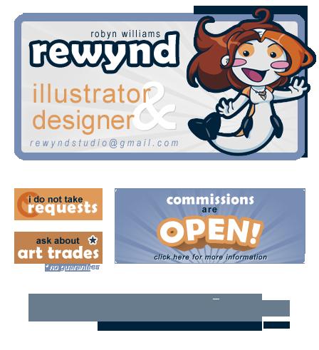Deviant Information by rewynd-studio