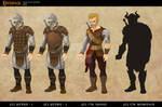 Character Sheet - Ulf