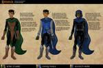Character Sheet - Stirculius