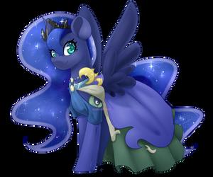 comm:Princess Luna by Alexa1Alexa