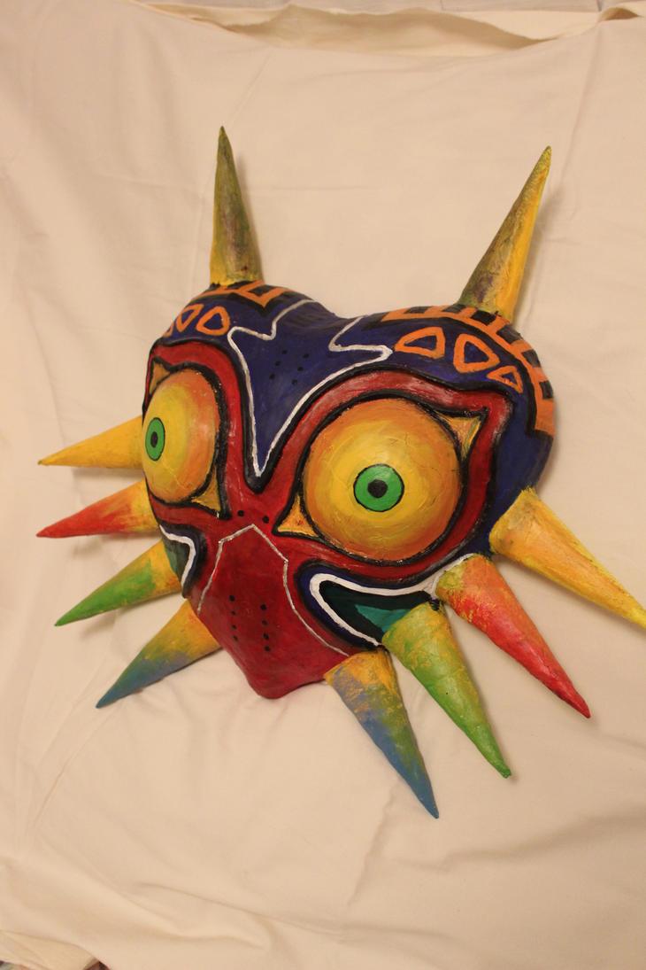 Majora's Mask by Orlake