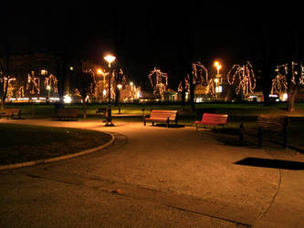 Park Vukov spomenik by DevilishSoldier