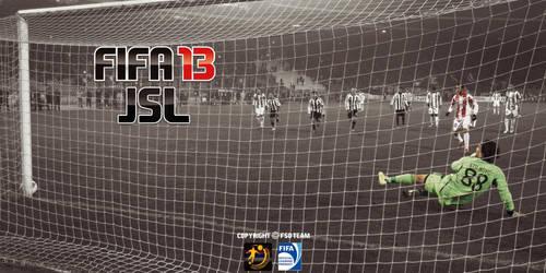 Fifa 13 JSL by DevilishSoldier
