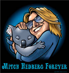 Mitch Hedberg Forever