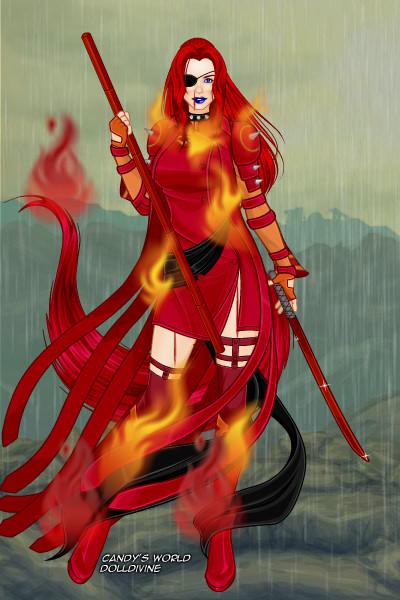 Bloom The Hell Fire by GlyndaRose