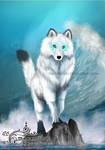 God Aegir Wolf