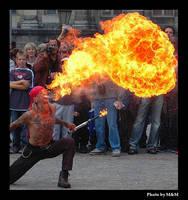 fire by MuratM