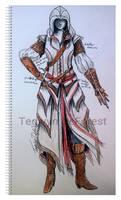 Assassin's creed female 1