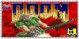 Doom Stamp by JavatheFox