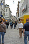Weisbaden Street 1 by GryphonVisArts