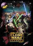 Clone Wars 3 poster